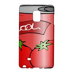 Beverage Can Drink Juice Tomato Galaxy Note Edge by Nexatart