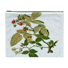 Berries Berry Food Fruit Herbal Cosmetic Bag (xl)
