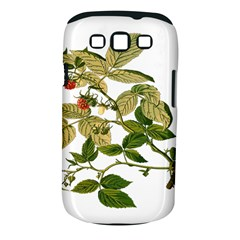 Berries Berry Food Fruit Herbal Samsung Galaxy S Iii Classic Hardshell Case (pc+silicone)