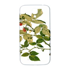 Berries Berry Food Fruit Herbal Samsung Galaxy S4 I9500/i9505  Hardshell Back Case