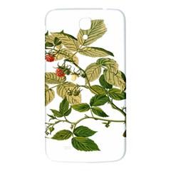 Berries Berry Food Fruit Herbal Samsung Galaxy Mega I9200 Hardshell Back Case by Nexatart
