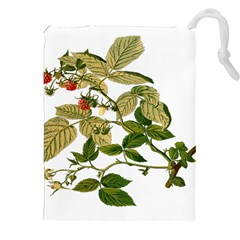 Berries Berry Food Fruit Herbal Drawstring Pouches (xxl)