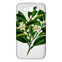 Bitter Branch Citrus Edible Floral Samsung Galaxy Mega 5 8 I9152 Hardshell Case  by Nexatart
