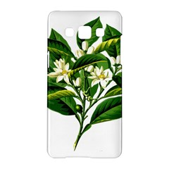 Bitter Branch Citrus Edible Floral Samsung Galaxy A5 Hardshell Case