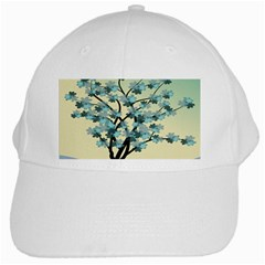 Branches Field Flora Forest Fruits White Cap by Nexatart