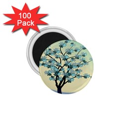 Branches Field Flora Forest Fruits 1 75  Magnets (100 Pack)  by Nexatart
