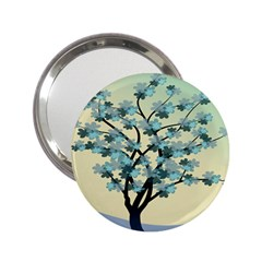 Branches Field Flora Forest Fruits 2 25  Handbag Mirrors