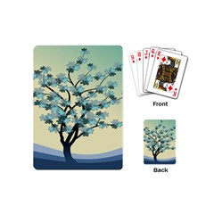 Branches Field Flora Forest Fruits Playing Cards (mini)