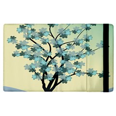 Branches Field Flora Forest Fruits Apple Ipad 3/4 Flip Case by Nexatart