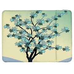 Branches Field Flora Forest Fruits Samsung Galaxy Tab 7  P1000 Flip Case