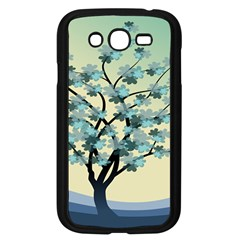 Branches Field Flora Forest Fruits Samsung Galaxy Grand Duos I9082 Case (black)