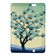 Branches Field Flora Forest Fruits Kindle Fire Hdx 8 9  Hardshell Case by Nexatart