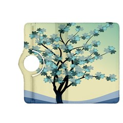 Branches Field Flora Forest Fruits Kindle Fire Hdx 8 9  Flip 360 Case by Nexatart