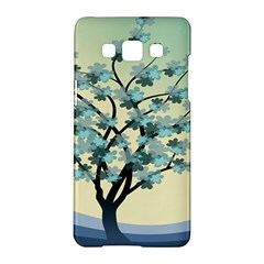 Branches Field Flora Forest Fruits Samsung Galaxy A5 Hardshell Case  by Nexatart