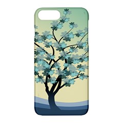 Branches Field Flora Forest Fruits Apple Iphone 7 Plus Hardshell Case