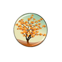 Branches Field Flora Forest Fruits Hat Clip Ball Marker
