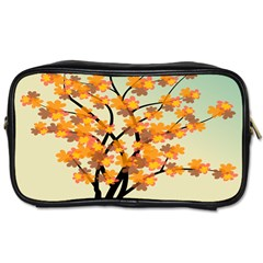 Branches Field Flora Forest Fruits Toiletries Bags