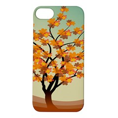 Branches Field Flora Forest Fruits Apple Iphone 5s/ Se Hardshell Case