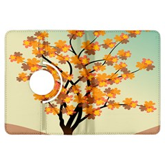 Branches Field Flora Forest Fruits Kindle Fire Hdx Flip 360 Case by Nexatart