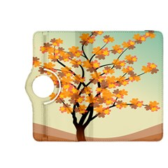 Branches Field Flora Forest Fruits Kindle Fire Hdx 8 9  Flip 360 Case