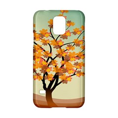 Branches Field Flora Forest Fruits Samsung Galaxy S5 Hardshell Case