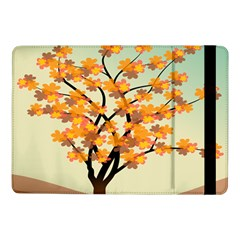 Branches Field Flora Forest Fruits Samsung Galaxy Tab Pro 10 1  Flip Case