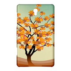 Branches Field Flora Forest Fruits Samsung Galaxy Tab S (8 4 ) Hardshell Case  by Nexatart