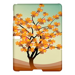 Branches Field Flora Forest Fruits Samsung Galaxy Tab S (10 5 ) Hardshell Case