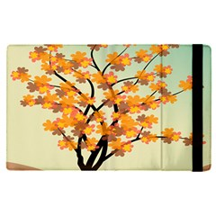 Branches Field Flora Forest Fruits Apple Ipad Pro 9 7   Flip Case by Nexatart