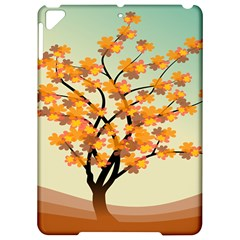 Branches Field Flora Forest Fruits Apple Ipad Pro 9 7   Hardshell Case