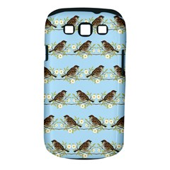Sparrows Samsung Galaxy S Iii Classic Hardshell Case (pc+silicone) by SuperPatterns