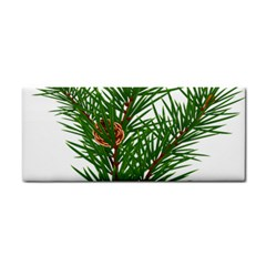 Branch Floral Green Nature Pine Cosmetic Storage Cases by Nexatart