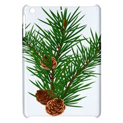 Branch Floral Green Nature Pine Apple Ipad Mini Hardshell Case