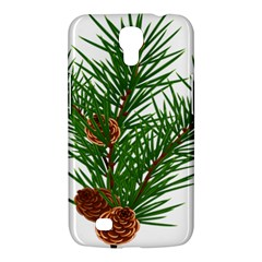Branch Floral Green Nature Pine Samsung Galaxy Mega 6 3  I9200 Hardshell Case by Nexatart