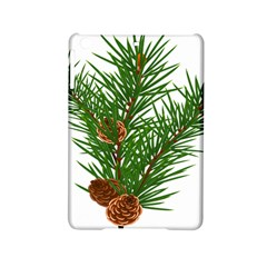 Branch Floral Green Nature Pine Ipad Mini 2 Hardshell Cases