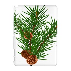 Branch Floral Green Nature Pine Galaxy Note 1