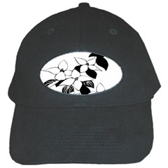 Ecological Floral Flowers Leaf Black Cap by Nexatart