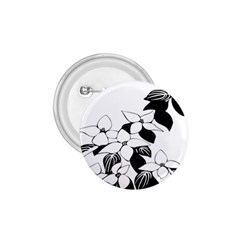 Ecological Floral Flowers Leaf 1 75  Buttons by Nexatart