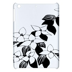 Ecological Floral Flowers Leaf Apple Ipad Mini Hardshell Case