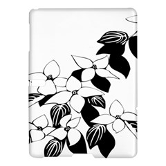 Ecological Floral Flowers Leaf Samsung Galaxy Tab S (10 5 ) Hardshell Case  by Nexatart