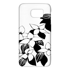 Ecological Floral Flowers Leaf Galaxy S6