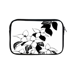 Ecological Floral Flowers Leaf Apple Macbook Pro 13  Zipper Case by Nexatart