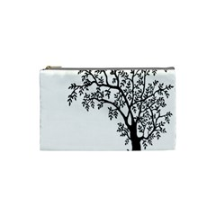 Flowers Landscape Nature Plant Cosmetic Bag (small)  by Nexatart