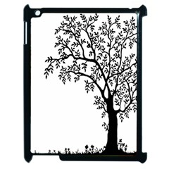 Flowers Landscape Nature Plant Apple Ipad 2 Case (black)