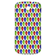 Colorful Shiny Eat Edible Food Samsung Galaxy S3 S Iii Classic Hardshell Back Case by Nexatart
