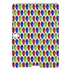 Colorful Shiny Eat Edible Food Samsung Galaxy Tab S (10 5 ) Hardshell Case