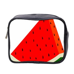 Fruit Harvest Slice Summer Mini Toiletries Bag 2 Side