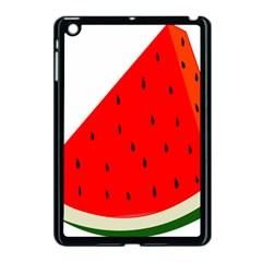 Fruit Harvest Slice Summer Apple Ipad Mini Case (black)