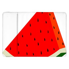 Fruit Harvest Slice Summer Samsung Galaxy Tab 8 9  P7300 Flip Case by Nexatart