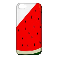 Fruit Harvest Slice Summer Apple Iphone 5c Hardshell Case by Nexatart
